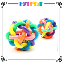 Wholesale Mixed Colors Pet squeaky ball dog toys
