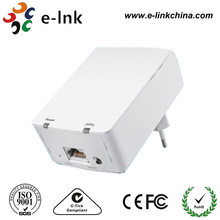 500Mbps rj45 Interface Wall Plug WIFI Wireless Powerline Ethernet Adapter