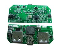 Mobile Phone Use and Electric Type usb charger pcb wall charger PCB oem mobile charger pcba
