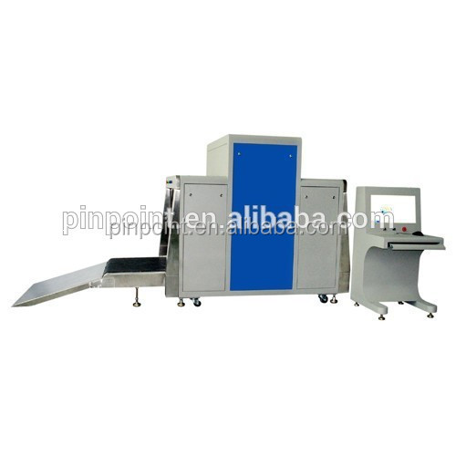 Airport X ray Baggage Scanner, x-ray luggage machine for access control