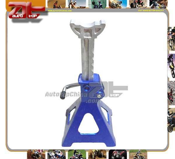 Car Support Self locking Ratchet Handle Jack Stand