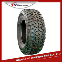 Chinese light truck MT tyre LT265/70R17 4x4 off road tyre