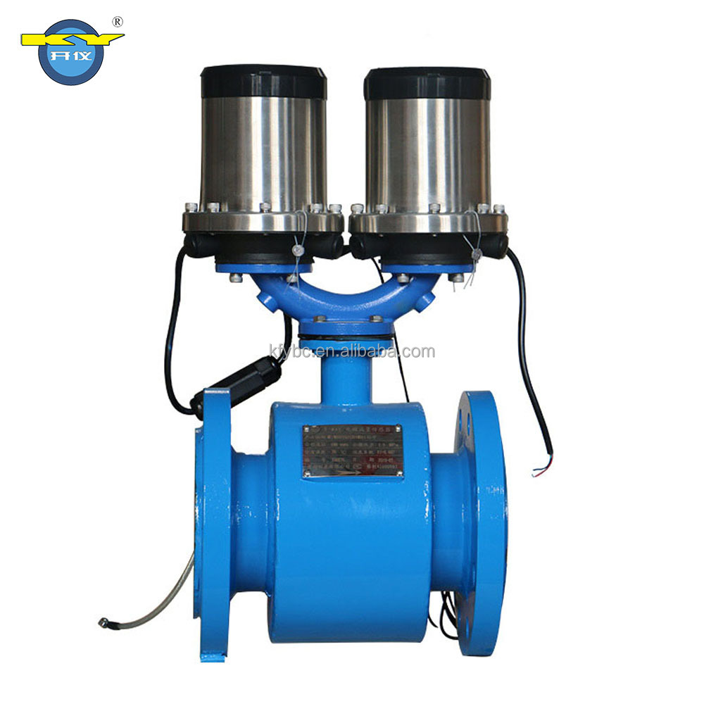 KY E-mag Electromagnetic irrigation water flow meter for liquid