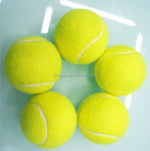 High Quality Custom Yellow Color Tennis Ball for Pet