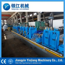 One Step Service Steel Pipe Cutting Machine,High Quality Welded Pipe Production Line