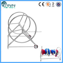 Guangzhou supply stainless steel swimming pool detachable custom floating rope trolley