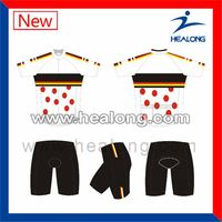 Healong Make Custom Team 2013 New Designed Cycling Wear