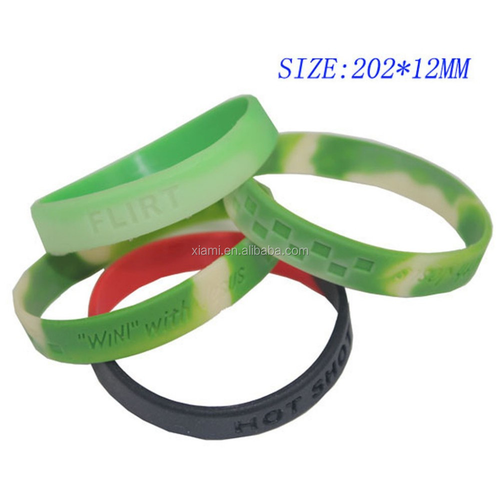 cheap custom printing promotional custom silicone wristband printing machine for advertising