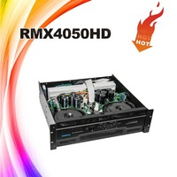 Fantastic sound system Rmx4050 2 channels Audio Power Amplifier