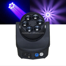Professional led mini bee eye beam moving head with 6x15w rgbw dj lights