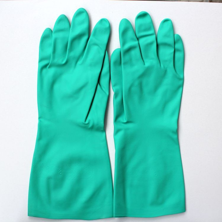 Execellent price medical consumable certified surgical powder free nitrile glove