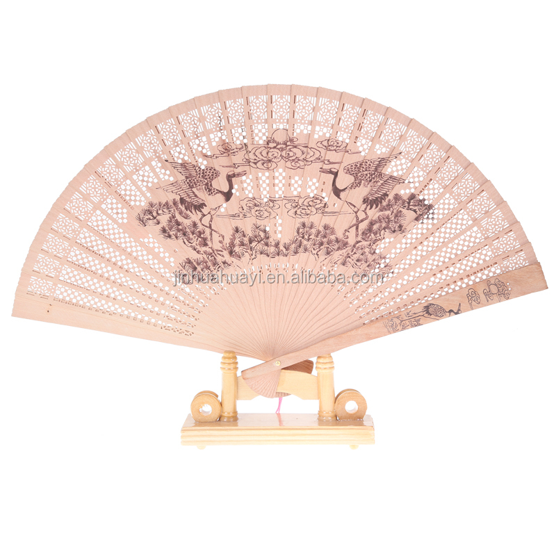 Chinese traditional crafts custom hand fan