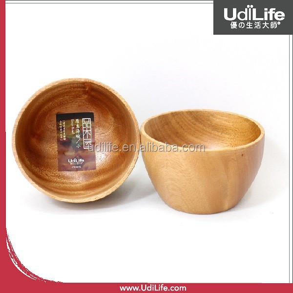 Hot Selling Wooden Soup Bowl