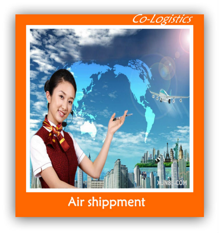 Alibaba express air freight / air cargo from China to USA with lowest price but best service