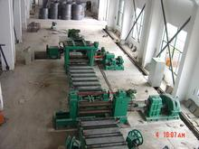 Overseas service available steel coil slitting machine