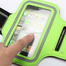 Latest arrival fine quality customized armband phone case for wholesale