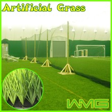 Durable football artificial grass sports surfaces certified