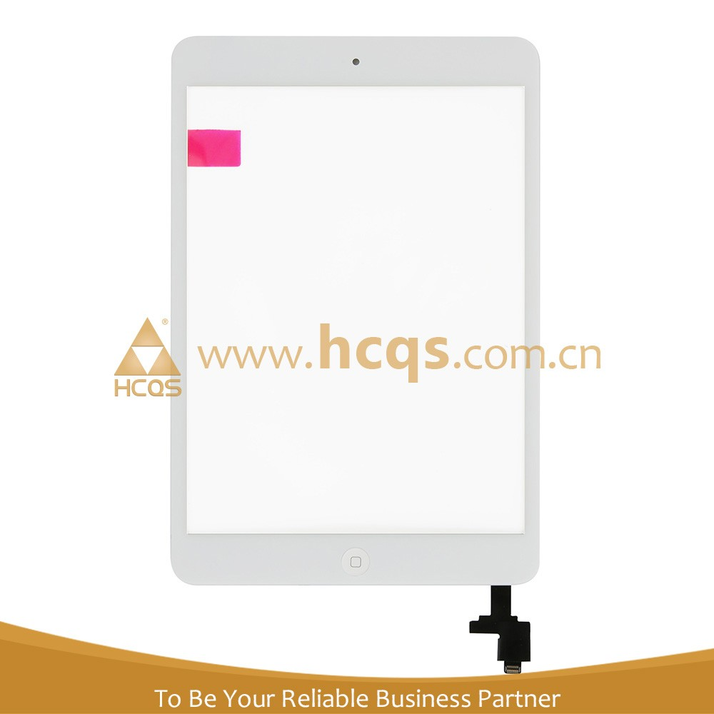 100% New and High Quality for iPad mini LCD Screen display, touch screen glass For ipad Mini, digitizer assembly For ipad Mini