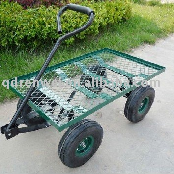 hand pull wagons garden cart yard cart