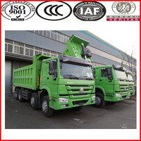 Direct factory Promotion----60 ton SINOTRUK HOWO 8x4 dump truck for sale in dubai