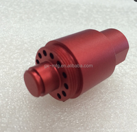 Hot sales! Manufacturer Aluminum Fabrication CNC Turning Machined Parts Made in China