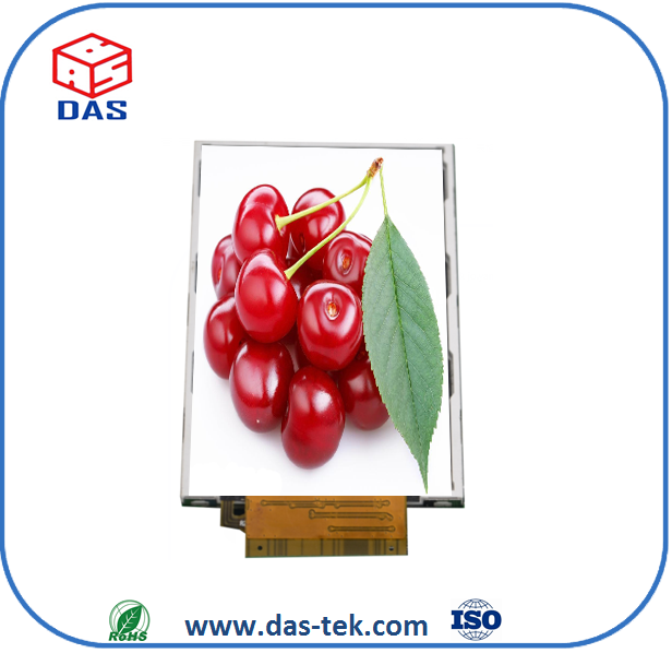 2.2inch 240*320 dots small size led touch screen panel tft lcd display