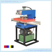 Oil hydraulic double station sublimation heat press machine large format heat press machine T shirt heat press