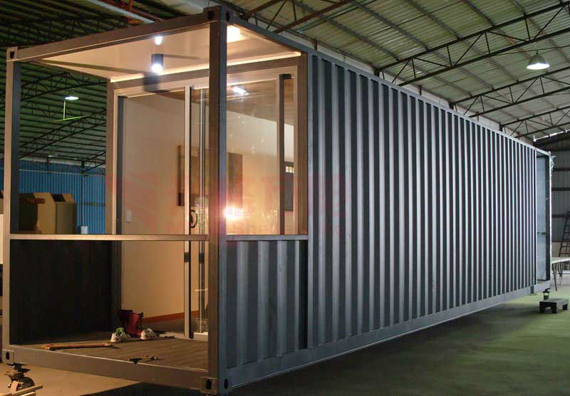modern prefab house container dormitory for student living
