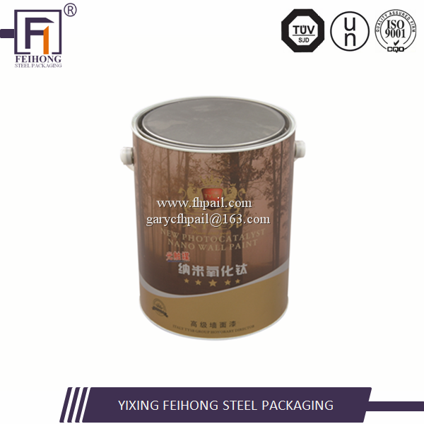 wholesale conical 20 litres tin
