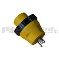 S10008 15 AMP Male / 30 AMP Female Electrical PowerGrip RV Adapter