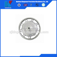 aluminum die cast parts electric wheel hub for motor car automobile