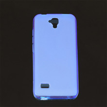 Transparent 360 Tpu pudding Gel Softcase Slim Scrub Soft Mobile Phone Case For Huawei Y5 Y320