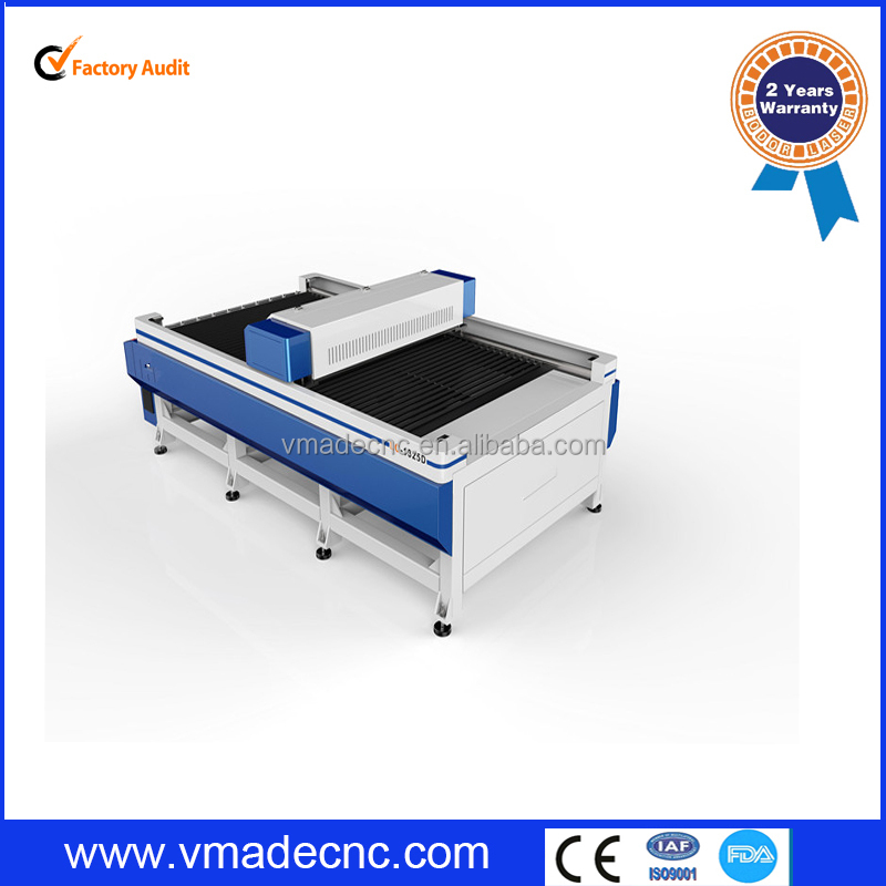 High precision and gold quality wood Co2 laser engraving machine metal and wood cutting machine