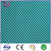 Light polyester warp knitted mesh fabric for garment/curtain