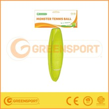 GSMT1 MONSTER TENNISBAL TENNISBAL 9 ''PVC