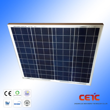 Poly Solar Panel 60w Factory Price Solar Cell Module