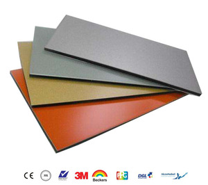 best aluminum composite panel/ACP with cheap price