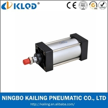 China Supplier Normal Type SC Series Aluminum Standard Pneumatic Air Cylinder