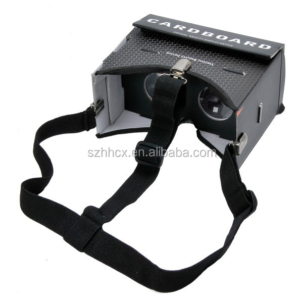 3D Virtual Reality Glasses for smart phone