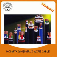 Triplex Conductor 600V Secondary Type URD cable Aluminum Conductor ABC cable