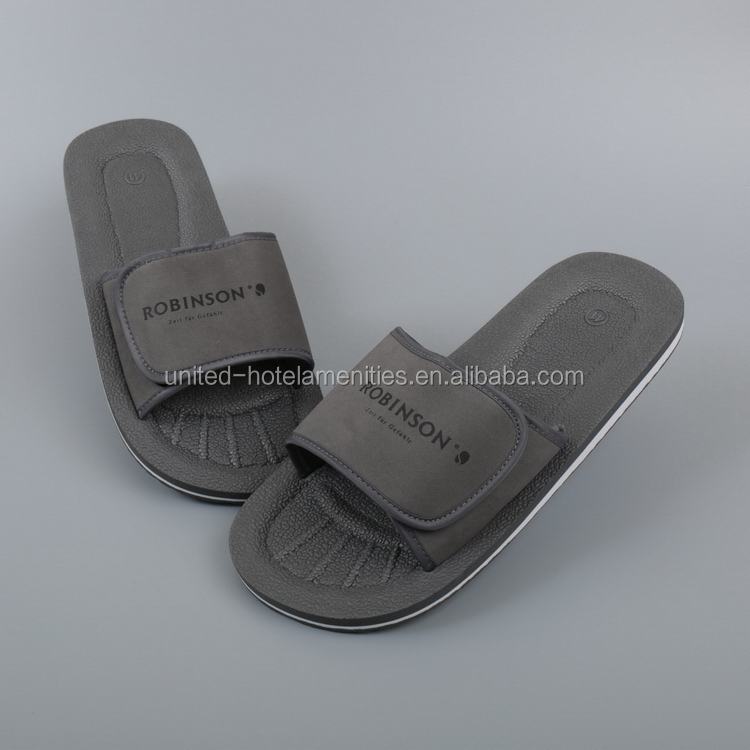 Good quality good brand spa slippers sandal