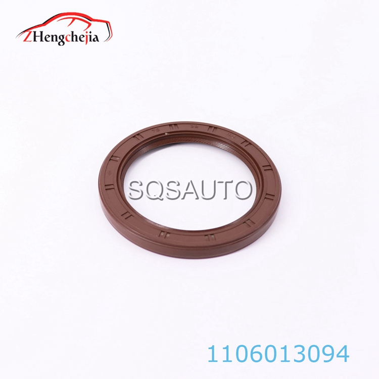 Auto parts Crankshaft rear oil seal for Geely 1106013094