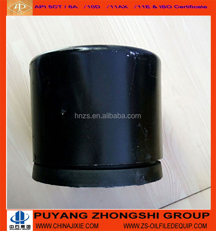 If steel thread protectors for drill pipe view
