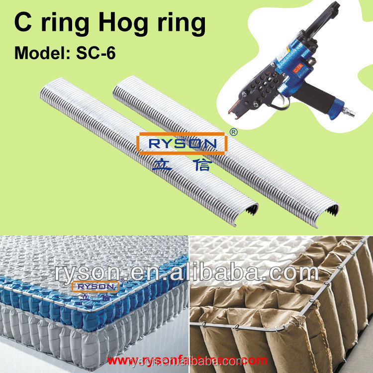 C-ring C23/C24 Pneumatic Clinching gun