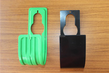 Spigot hook hose holder support for garden hose hanger