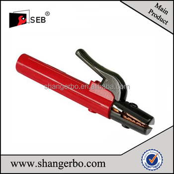 Netherlands type electric welding clamp