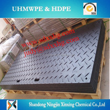 20mm hdpe road mats for outside Crane/ground matting protection