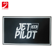 Rubber printing logo entrance door mat