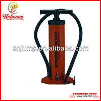 2*2500CC high volume hand air pump for inflatable boat air sofa