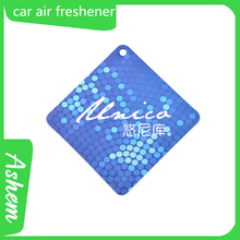 absorbent high quality foot shape paper air freshener unique car seat air freshener football team car air freshener, DL887